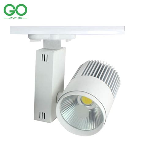led track light 30w cob rail light spotlight l replace