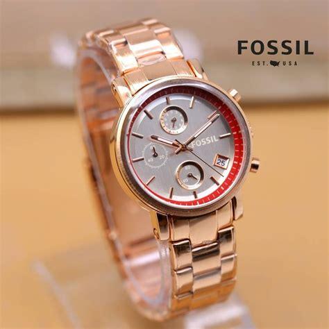 Jual Jam Tangan Wanita jual beli jam tangan wanita fossil l98 baru jam tangan