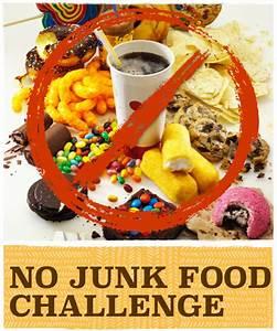 2015 No Junk Food Challenge