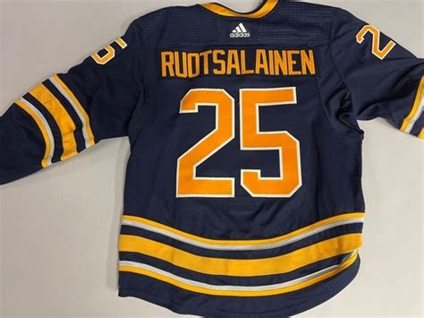 Arttu ruotsalainen (born 29 october 1997) is a finnish professional ice hockey forward who is currently playing with ilves in the liiga on loan arttu ruotsalainen. Arttu Ruotsalainen 2019-20 Buffalo Sabres Game-Issued Set 3 Home Jersey - NHL Auctions