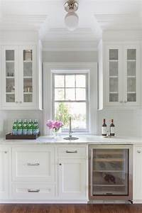 clark ceiling light transitional kitchen benjamin With kitchen colors with white cabinets with papier polaroid