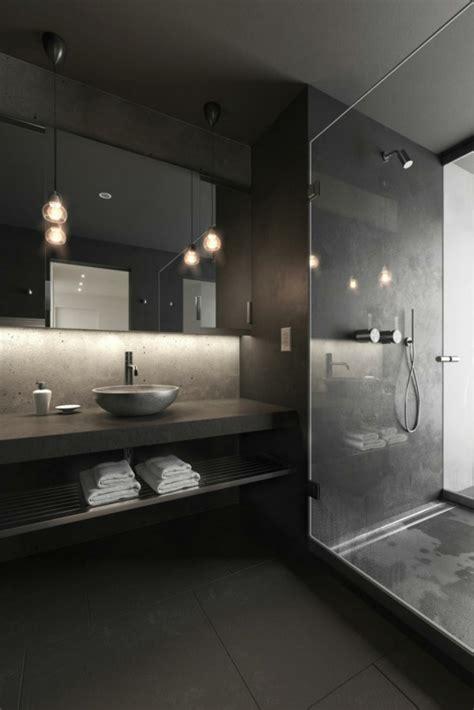 Schlafzimmer Schwarze Wände by Wandfarbe Schwarz 59 Beispiele F 252 R Gelungene Innendesigns