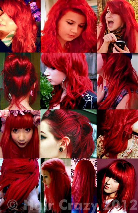 Bleaching And Dyeing Hair Bright Red Forums