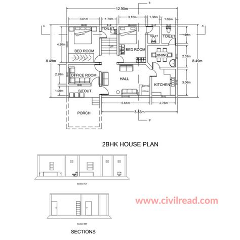 office  apartments plan autocad drawings samples