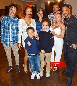 Spill Tha Tea | Jail Time: TI & Tiny Daughter Zonnique ...