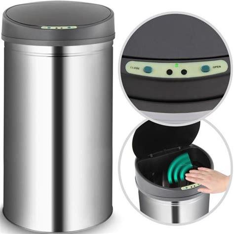 poubelle cuisine ouverture automatique catgorie poubelle du guide et comparateur d 39 achat