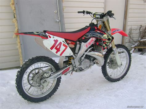 honda cr 125 2004 honda cr 125 picture 869998