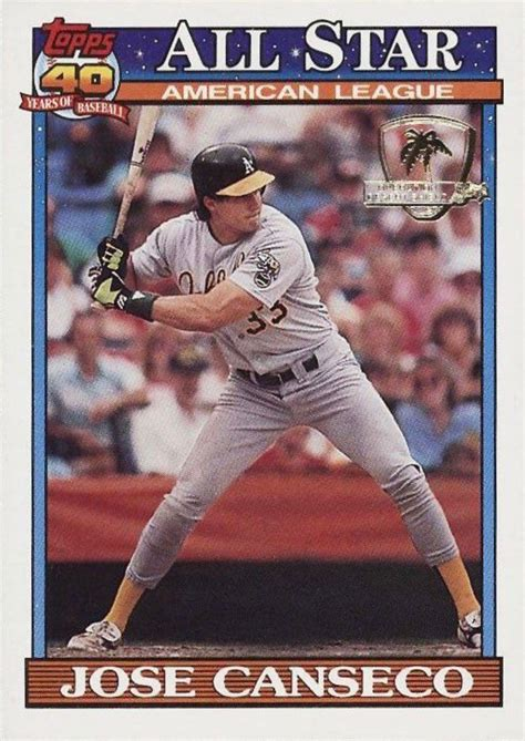 And around the world — politics, weather, entertainment, lifestyle, finance, sports and much more. 10 Most Valuable Jose Canseco Baseball Cards   Old Sports Cards