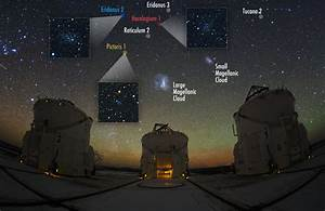 New dwarf galaxies discovered in orbit around the Milky Way