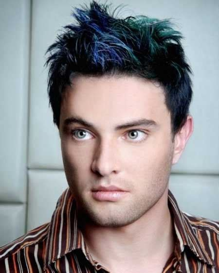Cool Hair Color Ideas For Men Mens Hairstyles 2018