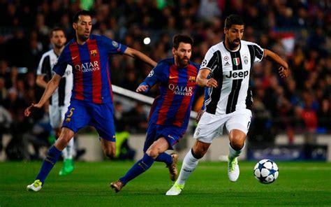 Barcelona vs. Juventus - 12 September 2017 - Soccerway