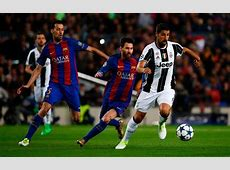 Barcelona 0 Juventus 0 03 on aggregate Wasteful Barca