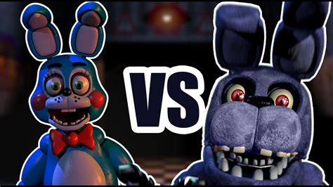 Toy Bonnie Vs Bonnie Gmod Npc Battle Arena