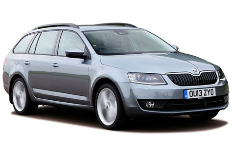 Skoda Octavia Estate Prices & Specifications Carbuyer