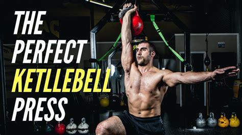 kettlebell press