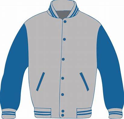 Jacket Clipart Letterman Letter Jackets Varsity Coat
