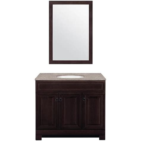 style selections gladmere java  rimming single sink