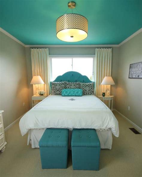 chambre turquoise et déco chambre turquoise et gris déco sphair