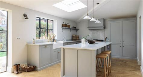 Handmade Painted English Kitchens