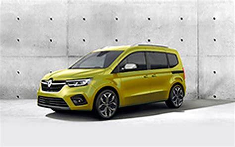 Renault Kangoo 2020 by El Nuevo Renault Kangoo 2020 Se Escapa Antes De Tiempo