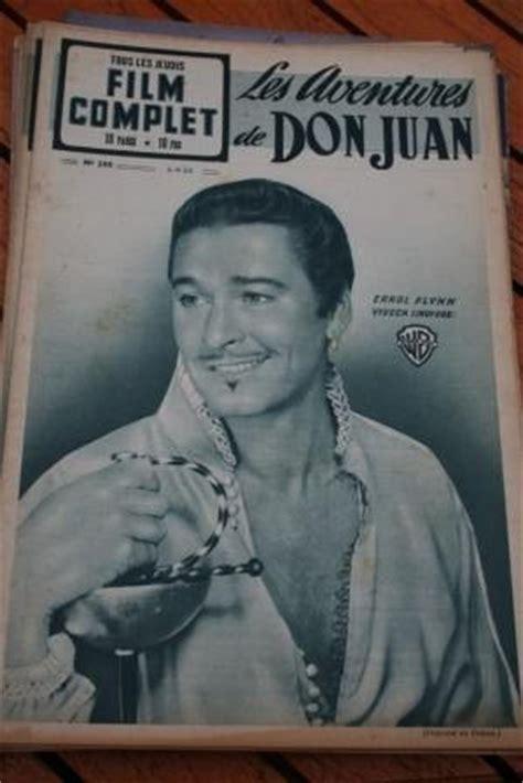 1950 magazine errol flynn viveca lindfors don juan