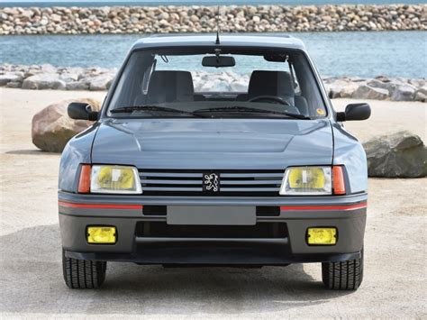 Peugeot 205 Turbo 16 For Sale by 1984 Peugeot 205 Turbo 16 Is Most Valuable Post War Pug