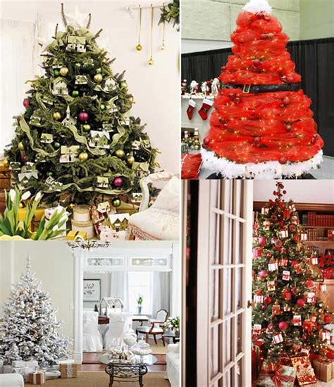 tips for decorating christmas tree 25 beautiful christmas tree decorating ideas 9347