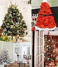 beautiful christmas decorations 25 Beautiful Christmas Tree Decorating Ideas