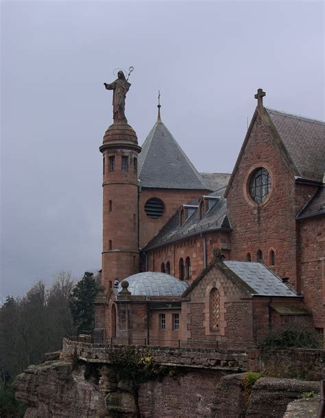 mont odile alsace places dedicated to odile
