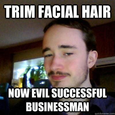 Facial Hair Meme - trim memes image memes at relatably com