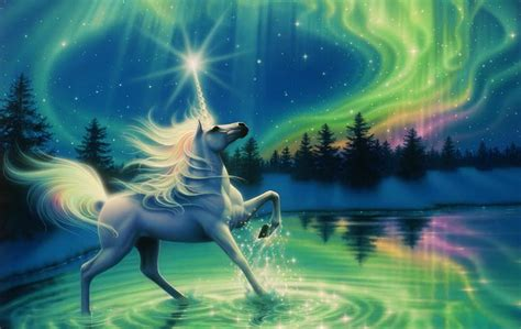 mystical unicorn wallpapers top  mystical unicorn