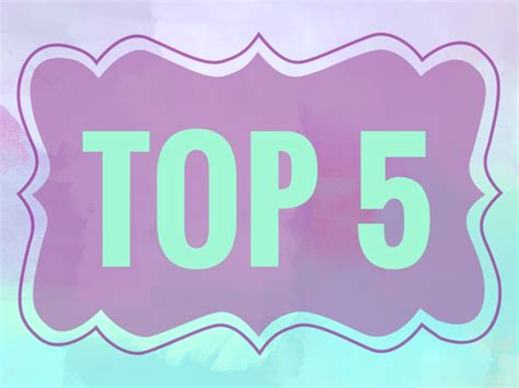 The Top 5 Mostread Articles This Month  Be Leaderly
