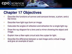 Ppt - Chapter 17 Optics Powerpoint Presentation  Free Download