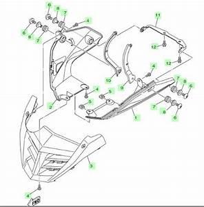 Harga Headlamp  Shroud  Dan Cover Engine New Vixion Advance  Pasang Di Nvl