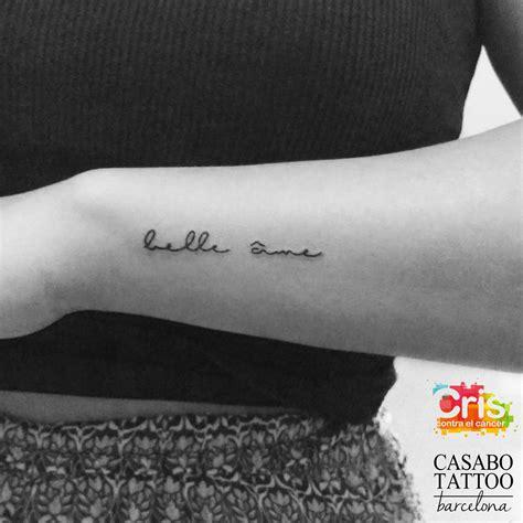 belle ame tattoos  ivan casabo pinterest belle