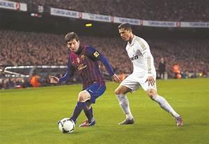 Barcelona y Real Madrid disputan hoy en Clásico del futbol