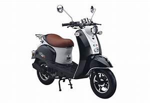Motorroller 50 Ccm : motorroller 50 ccm 3 ps 45 km h f r 2 personen weiss ~ Kayakingforconservation.com Haus und Dekorationen