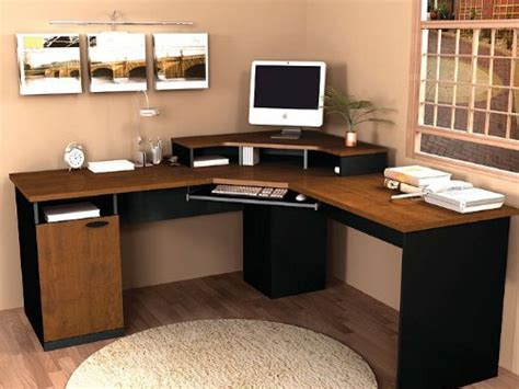 large corner computer desk btm large corner computer desk three things to consider