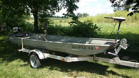 Used Aluminum Fishing Boats For Sale Craigslist by Jon Boat New And Used Boats For Sale In Kentucky