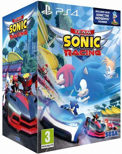 Sonic Team Racing Edition Special Playstation English