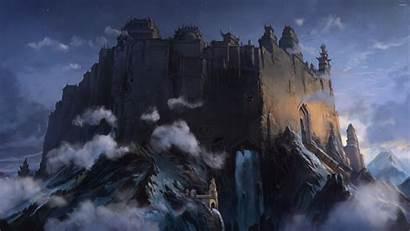4k Medievil Medieval Castle Wallpapers Digital Backgrounds