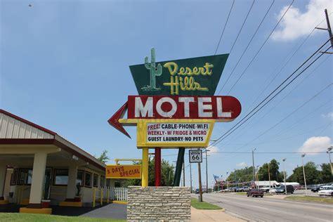 Desert Hills Motel, Tulsa, Oklahoma | Yet another vintage ...