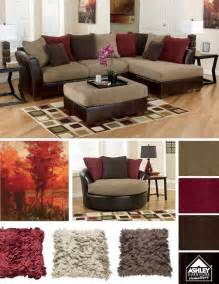 Dark Brown Leather Couch Living Room Ideas by Best 25 Maroon Couch Ideas On Pinterest Paint