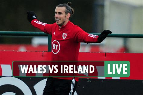 Wales vs Ireland LIVE: Stream FREE, TV channel, kick-off ...