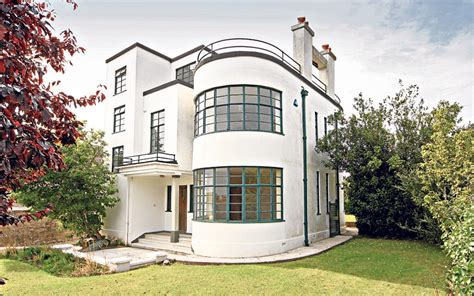 Art Deco Home Style : The Delights Of An Art Deco Home-telegraph