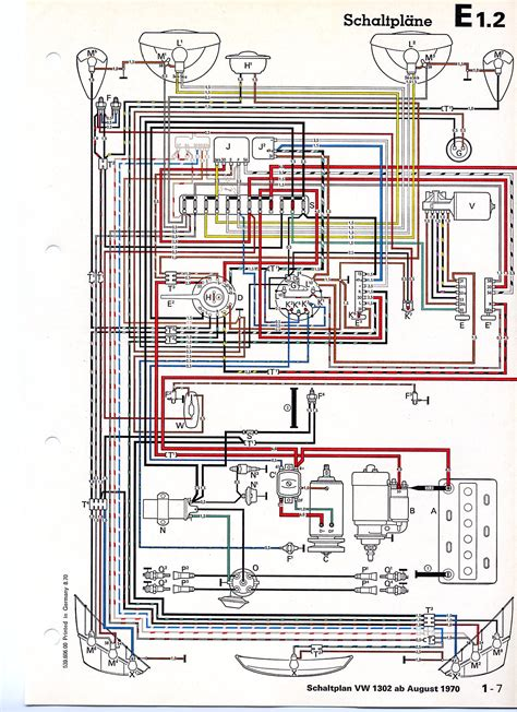 1975 Volkswagen Beetle Wiring Diagram by I Am Rebuiding A 63 Chassis 73 Engined Vw Beetle Buggy I