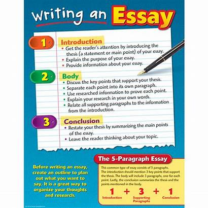 Essay Chart Writing Write Resources