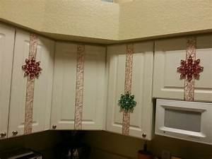 spread holiday cheer with your kitchen cabinets With kitchen cabinet trends 2018 combined with decorated candle holders
