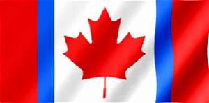 Canadian Duality Flag, Drapeau Dualité Canadienne