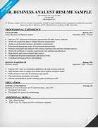 12 Best Business Analyst Resume Sample Easy Resume Samples Business Resume Sample Free Resume Template Professional Business Business Analyst Resume Sample Writing Guide RG Resume Example Of A Seasoned Outsourcing Offshoring Professional